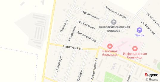 Тихий переулок в Ясном с номерами домов на карте. Спутник и схема онлайн