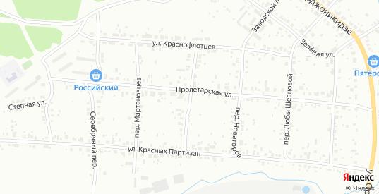 Переулок Сталеваров в Первоуральске с номерами домов на карте. Спутник и схема онлайн