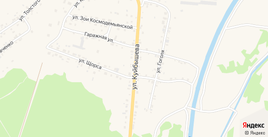 Улица Куйбышева в Североуральске с номерами домов на карте. Спутник и схема онлайн