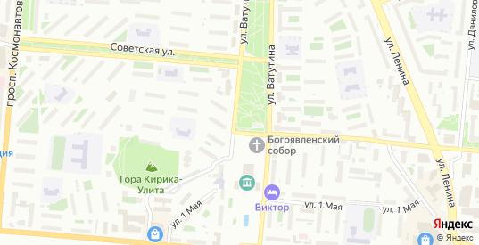 Улица Дробильщиков в Первоуральске с номерами домов на карте. Спутник и схема онлайн
