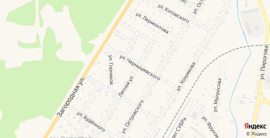 Лесная улица в Североуральске с номерами домов на карте. Спутник и схема онлайн