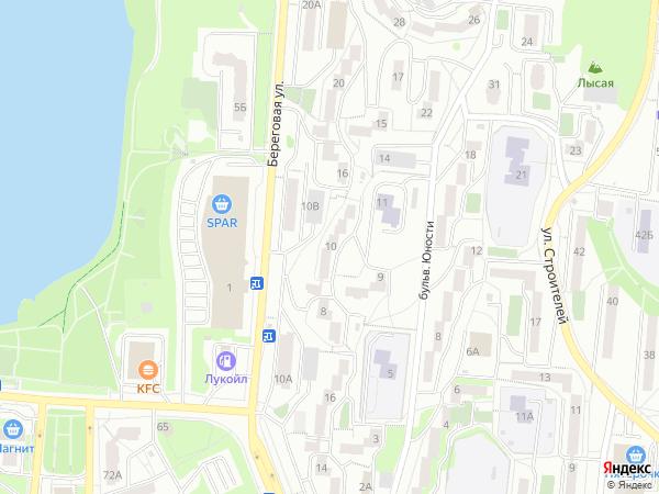 карта первоуральска улица строителей фото создания романтичного