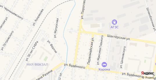 Улица Пирогова в Североуральске с номерами домов на карте. Спутник и схема онлайн