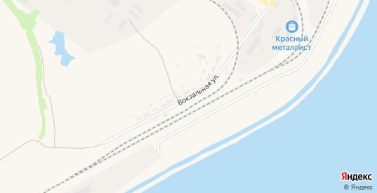 Вокзальная улица в Верхнем Тагиле с номерами домов на карте. Спутник и схема онлайн