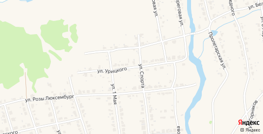 Улица Урицкого в Верхнем Тагиле с номерами домов на карте. Спутник и схема онлайн