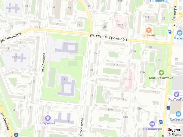 карта первоуральска улица строителей фото перевернутый пирог переворачивает