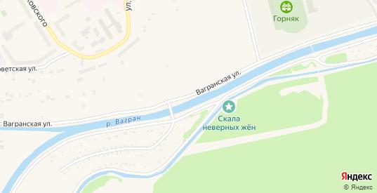 Вагранская улица в Североуральске с номерами домов на карте. Спутник и схема онлайн