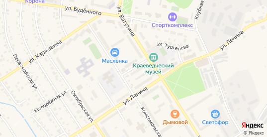 Школьный переулок в Североуральске с номерами домов на карте. Спутник и схема онлайн