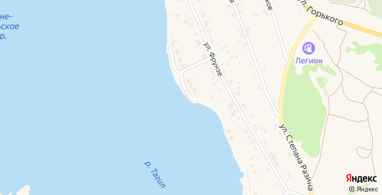 Набережная улица в Верхнем Тагиле с номерами домов на карте. Спутник и схема онлайн