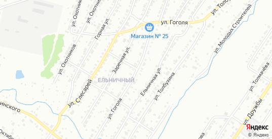 Улица Гоголя в Первоуральске с номерами домов на карте. Спутник и схема онлайн