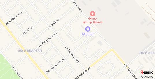 Проезд Шевченко в Карпинске с номерами домов на карте. Спутник и схема онлайн