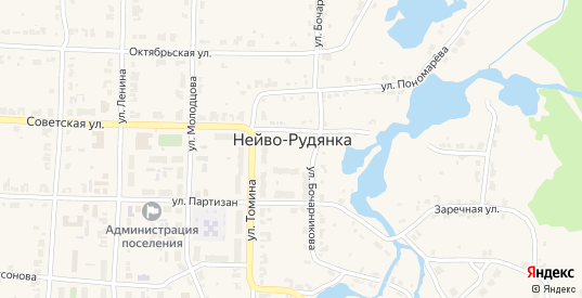 Территория сдт Уралец в поселке Нейво-Рудянка в Кировграде с номерами домов на карте. Спутник и схема онлайн