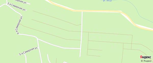 Улица 5-я Бригада на карте территории Садоводческого товарищества N 9