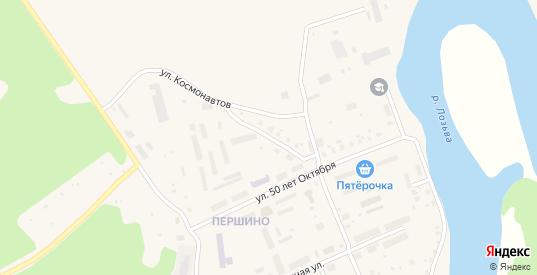 Пролетарская улица в Ивделе с номерами домов на карте. Спутник и схема онлайн