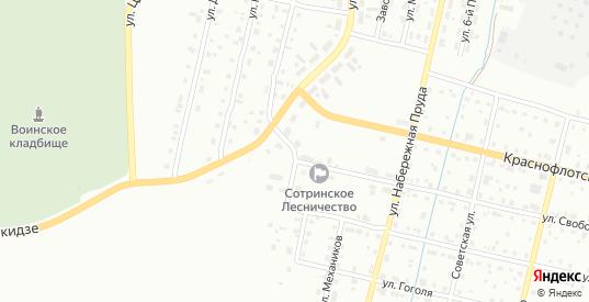 Заводская улица в Серове с номерами домов на карте. Спутник и схема онлайн
