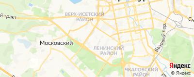 Матвеева Ольга Иосифовна, адрес работы: г Екатеринбург, ул Волгоградская, д 185