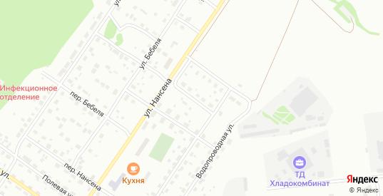 Переулок Машинистов в Серове с номерами домов на карте. Спутник и схема онлайн