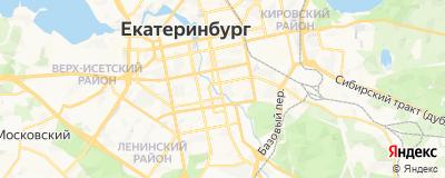 Демидов Сергей Михайлович, адрес работы: г Екатеринбург, ул Тверитина, д 46
