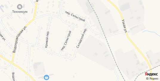 Складской переулок в Карталы с номерами домов на карте. Спутник и схема онлайн