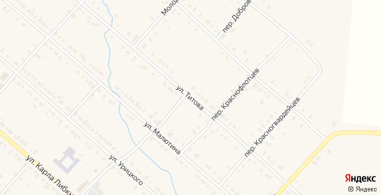 Улица Титова в Нижней Салде с номерами домов на карте. Спутник и схема онлайн