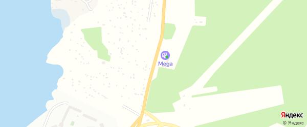 Каслинское шоссе на карте Озерска с номерами домов