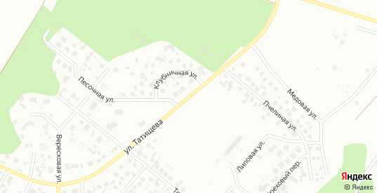 Улица Татищева в Челябинске с номерами домов на карте. Спутник и схема онлайн