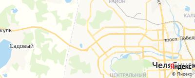 Олейникова Елизавета Анатольевна, адрес работы: г Челябинск, пр-кт Победы, д 388
