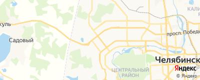 Писклакова Татьяна Павловна, адрес работы: г Челябинск, ул Чичерина, д 34А
