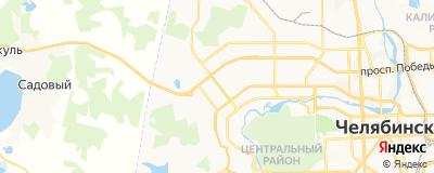 Серебренникова Ольга Григорьевна, адрес работы: г Челябинск, ул Чичерина, д 36В