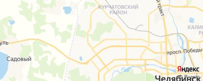 Милюков Андрей Михайлович, адрес работы: г Челябинск, пр-кт Комсомольский, д 90