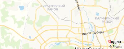 Исакова Надежда Геннадьевна, адрес работы: г Челябинск, пр-кт Комсомольский, д 36В