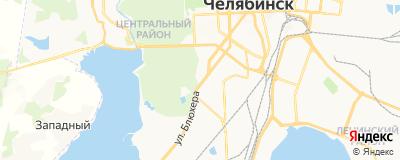 Толстикова Евгения Александровна, адрес работы: г Челябинск, ул Блюхера, д 42