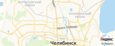 Федейкин Андрей Николаевич, адрес работы: г Челябинск, ул Каслинская, д 24А
