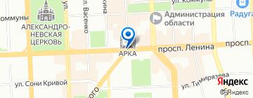 У арендодателя нет квартир с определенными координатами для отображения на карте