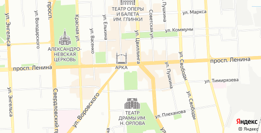 Карта поселка Мелькомбинат 2 участок 4 в Челябинске с улицами, домами и почтовыми отделениями со спутника онлайн