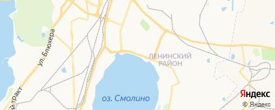 Батурин Олег Григорьевич, адрес работы: г Челябинск, ул Новороссийская, д 85