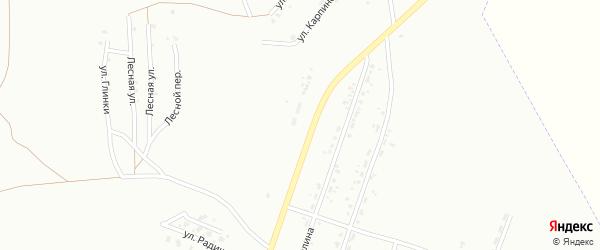 Улица Ползунова на карте Копейска с номерами домов