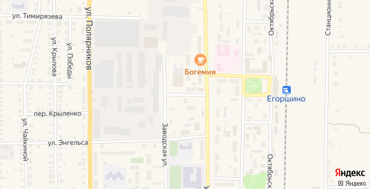 Заводской переулок в Артемовском с номерами домов на карте. Спутник и схема онлайн