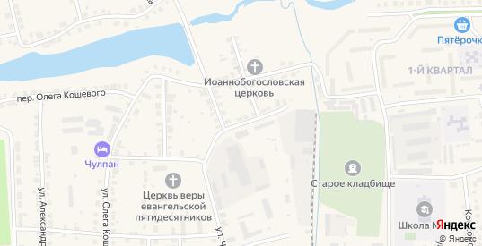 Улица Механизаторов в Богдановиче с номерами домов на карте. Спутник и схема онлайн
