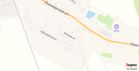 Южная улица в Богдановиче с номерами домов на карте. Спутник и схема онлайн