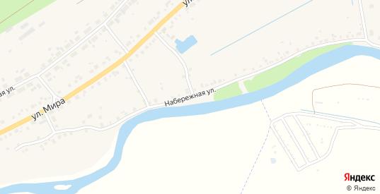 Набережная улица в Камышлове с номерами домов на карте. Спутник и схема онлайн