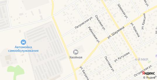 Арантурский переулок в Югорске с номерами домов на карте. Спутник и схема онлайн