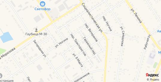Парковый переулок в Туринске с номерами домов на карте. Спутник и схема онлайн