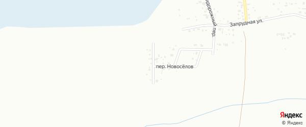 Речная улица на карте микрорайона Зайково с номерами домов