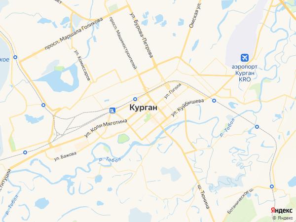 гугл карты фото курган