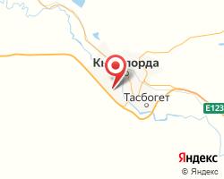 Представительство «ЖелДорЭкспедиция» Кызылорда