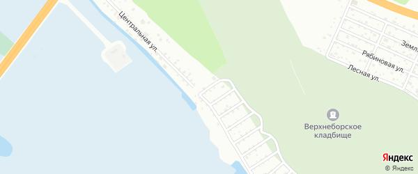 20-я Дачная улица на карте территории ТСН Осень-1 с номерами домов