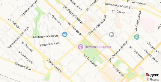 Карта садового некоммерческого товарищества Иволга в Тюмени с улицами, домами и почтовыми отделениями со спутника онлайн