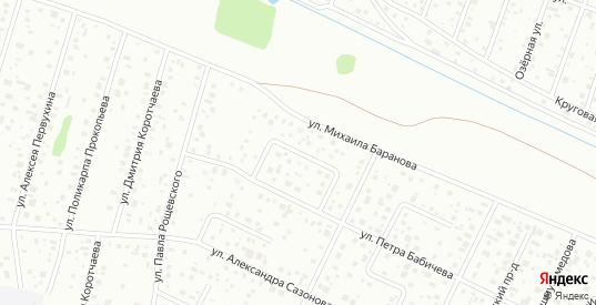 Проезд Артиллеристов в Тюмени с номерами домов на карте. Спутник и схема онлайн