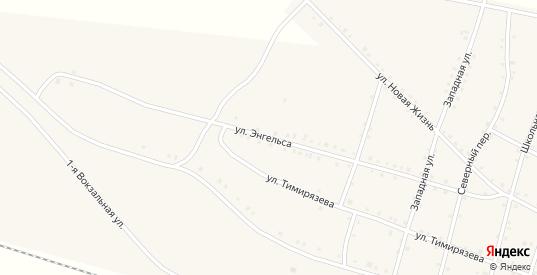 Улица Энгельса в Макушино с номерами домов на карте. Спутник и схема онлайн